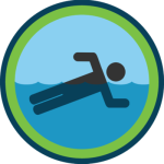 Swimming Badge